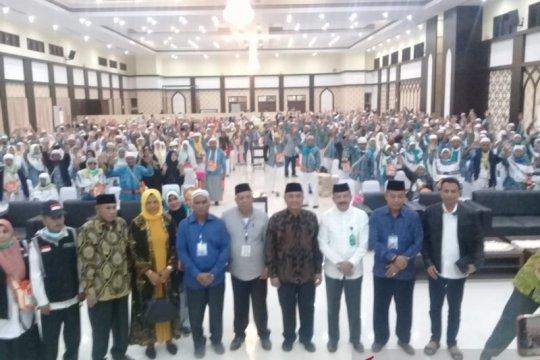 Kepala KKP terima jamaah haji kloter 14 debarkasi Makassar