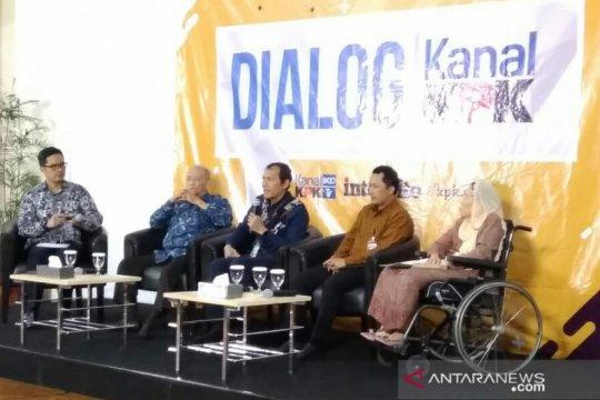Saut: KPK harus bebas dari pengaruh kekuasaan manapun
