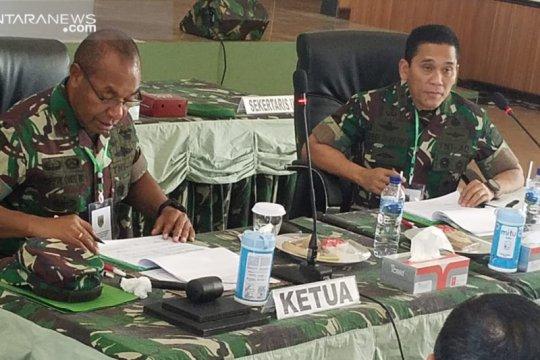 TNI kembali rekrut anggota dari pedalaman Papua Barat