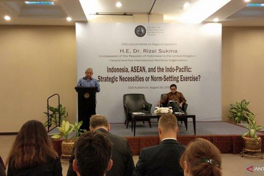 Adopsi dokumen pandangan Indo-Pasifik cerminkan sentralitas ASEAN