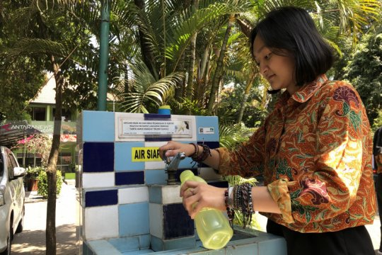 Kurangi sampah plastik jadi komitmen pelajar di Malang
