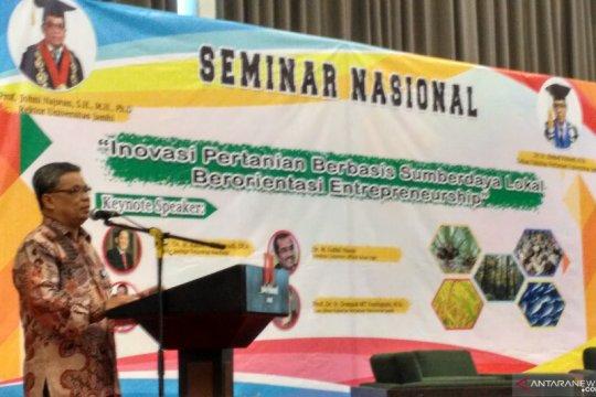 Jambi harapkan inovasi terapan dari seminar nasional pertanian