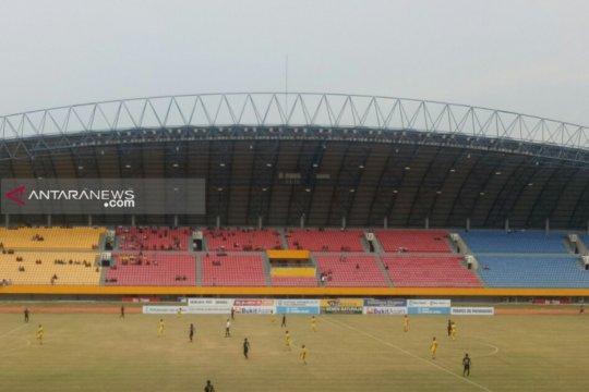 Sriwijaya FC kalahkan Cilegon United 3-0