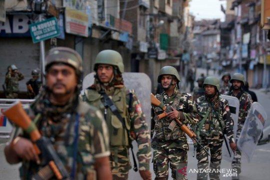 Lima terluka dalam serangan granat di Kashmir Srinagar