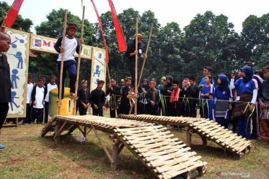 Kemendikbud: Masyarakat bisa berkompetisi olahraga tradisional di PKN