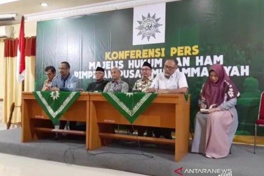 Muhammadiyah sebut ada upaya pelemahan KPK