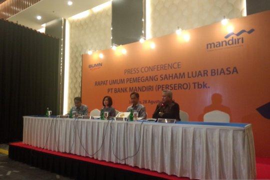 Rionald Silaban gantikan Askolani jadi komisaris Bank Mandiri