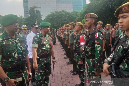 Dandim 0201/BS pimpin apel pengamanan Ma'ruf Amin
