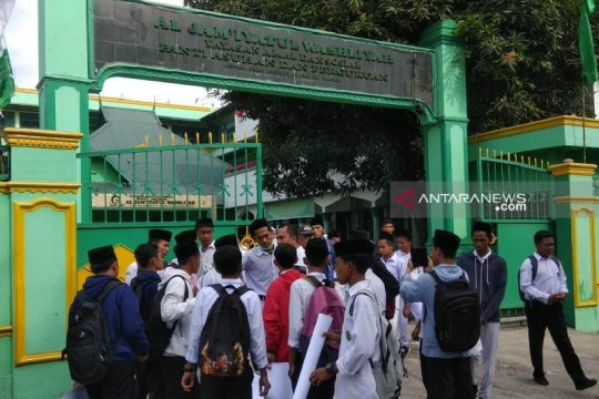 Kepala sekolah di Medan diduga lakukan pelecehan seksual
