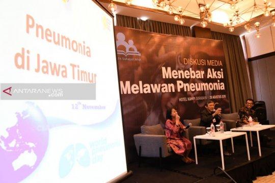 Imunisasi upaya preventif tekan radang paru-paru balita, sebut pakar