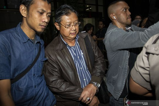 KPK panggil mantan Sekda Kota Bandung Edi Siswadi terkait kasus RTH