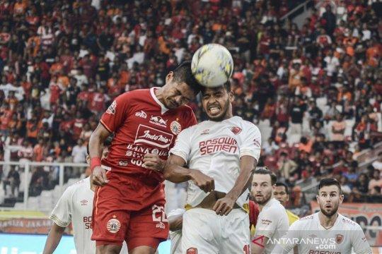Persija vs PSM berakhir imbang 0-0