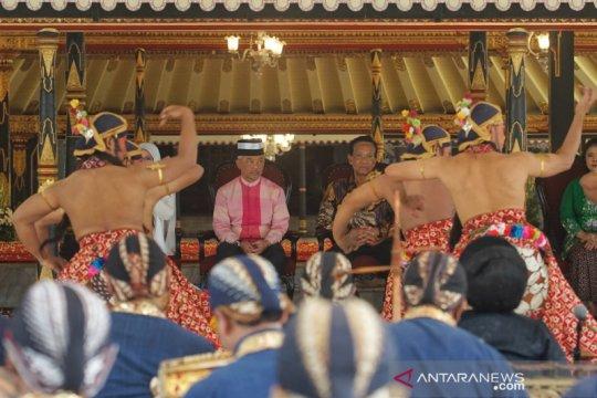 Raja Malaysia kunjungi keraton Yogyakarta