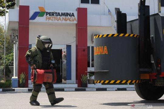 Simulasi anti teror bom