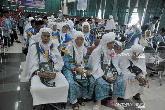 Jamaah haji asal Embarkasi Palembang yang meninggal di Saudi 10 orang