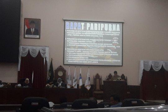 DPRD Banten minta gubernur atasi pengangguran dan kemiskinan