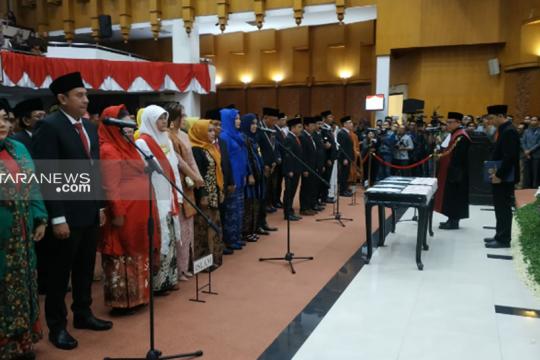 Empat legislator dari wartawan dapat peran penting di DPRD Surabaya