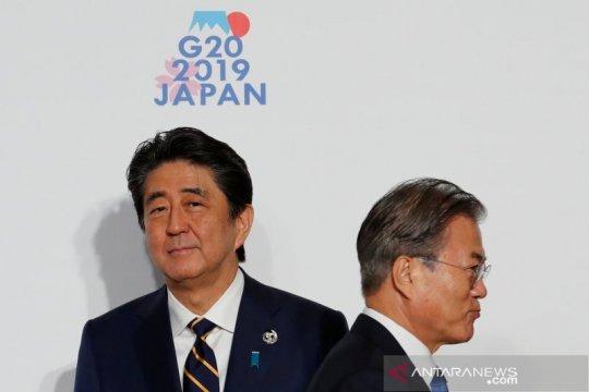 Korsel panggil dubes Jepang terkait pembatasan perdagangan