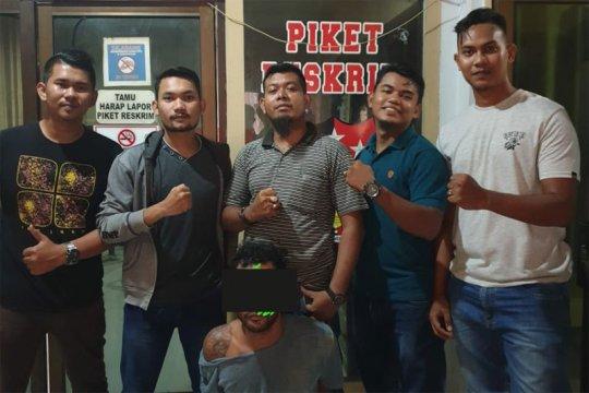 Polresta Banda Aceh tangkap buronan Polda Sumut