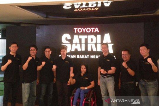 Toyota Indonesia luncurkan program pencarian atlet muda berbakat