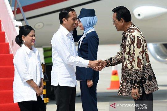 Kunjungan Presiden ke Yogyakarta