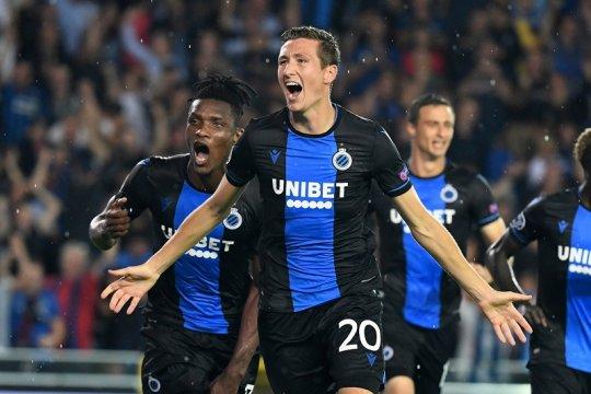 Club Brugge dan Slavia Praha lengkapi peserta fase grup Champions