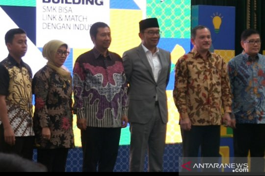 Astra bina 350 SMK di Jawa Barat agar sesuai kebutuhan industri