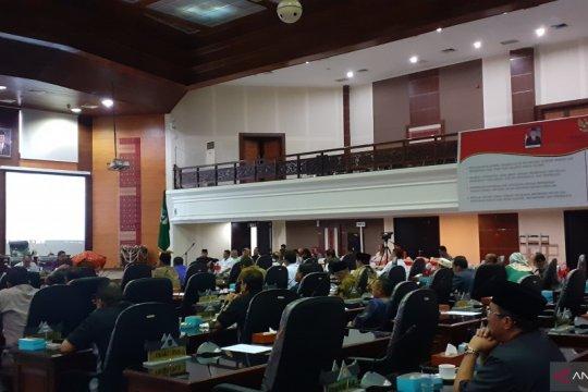 DPRD Sumbar segera tetapkan pimpinan definitif