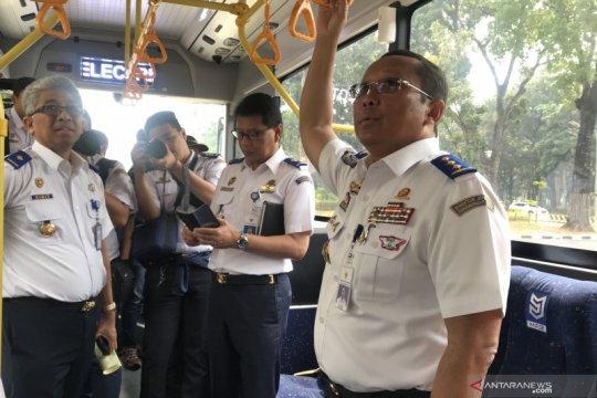 Angkutan umum akan jadi tulang punggung transportasi ibu kota baru