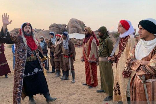 Pemerintah Saudi hidupkan tradisi Arab kuno melalui Souq Okaz Festival