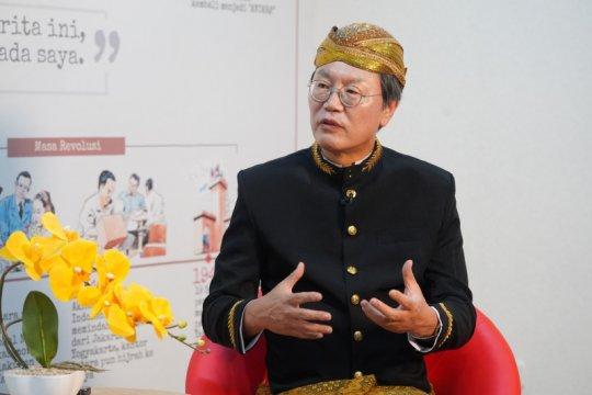 Dubes Kim sebut Korea-Indonesia terikat persahabatan erat dan hangat