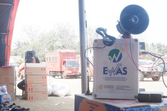 Ahli geofisika Universitas Indonesia buat pendeteksi gempa