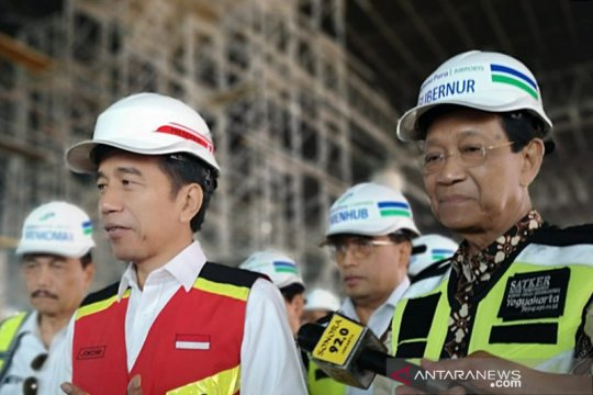 Bandara Internasional Yogyakarta mampu tampung 20 juta penumpang