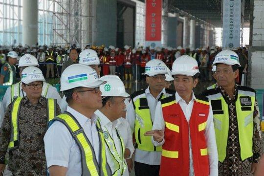 Jokowi berharap penerbangan internasional manfaatkan BIY
