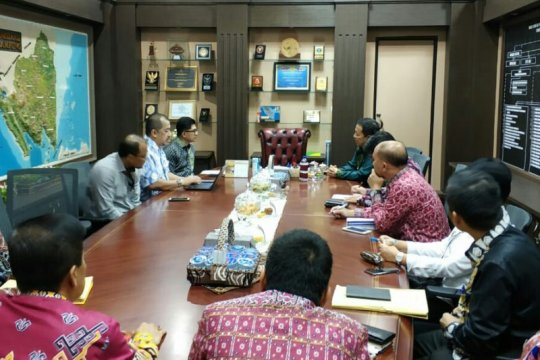 KPK dorong sinergi pemda kunci perlintasan batu bara ilegal di Lampung