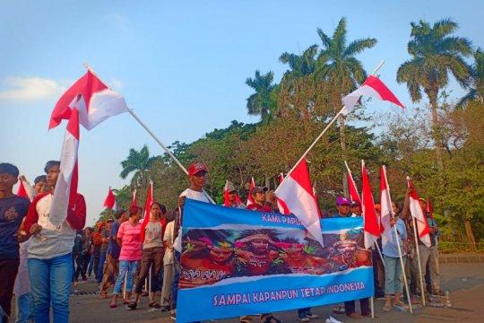 Pemuda Papua dorong kesadaran tidak mudah terpecah