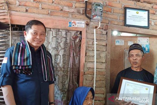 3.396 rumah tangga di NTB dapat pemasangan listrik gratis