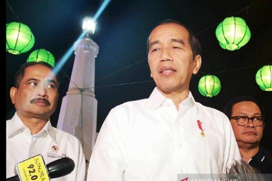 Presiden Jokowi perintahkan pelanggar hukum di Papua ditindak tegas