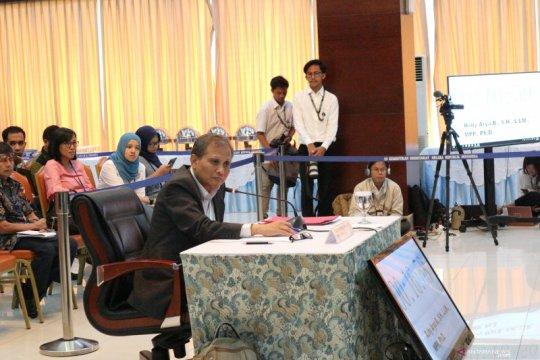 Capim KPK Roby Arya ingin masukkan dewan pengawas dalam UU KPK