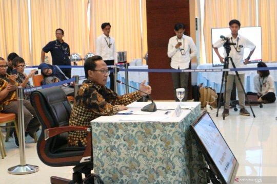 Capim KPK Sugeng Purnomo klarifikasi soal kasus kayu gelondongan
