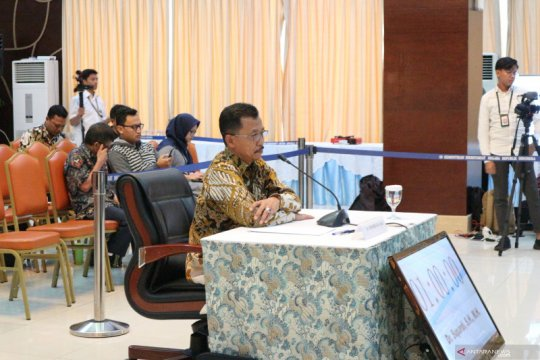 Capim KPK Supardi menyatakan kerja di KPK seperti mimpi