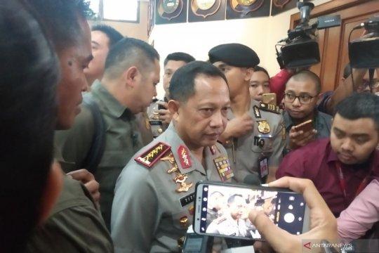 Wacana pemindahan ibu kota Polri tingkatkan pengamanan di Kaltim