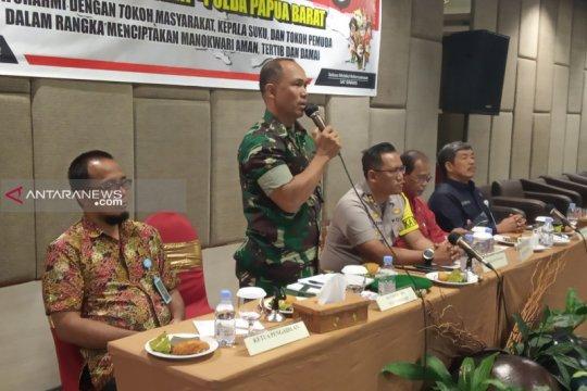Papua Terkini- Manokwari dapat tambahan 250 personil Kostrad