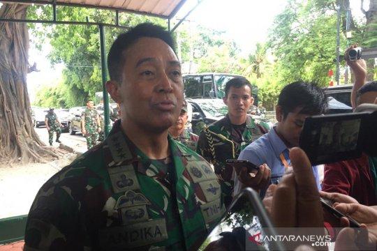 KSAD minta prajurit TNI harus terus bantu masyarakat membangun Aceh