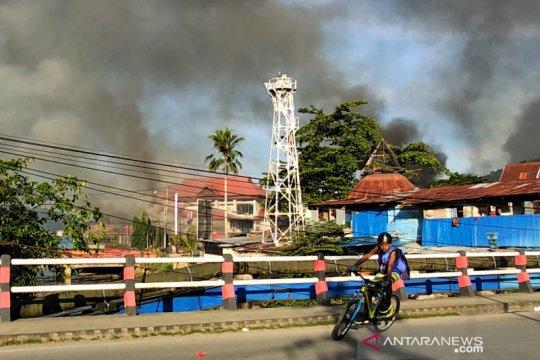 Enam titik di Jayapura mengalami pemadaman listrik
