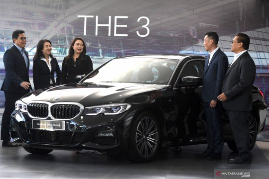 Peluncuran All New BMW seri 3