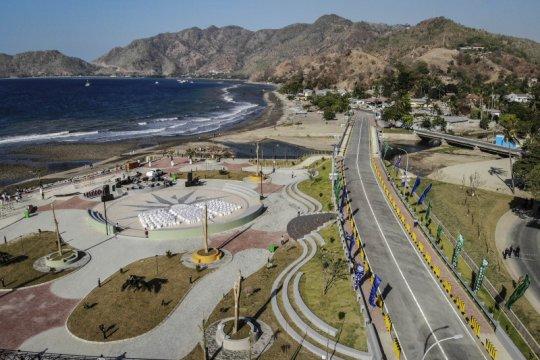 Jembatan BJ Habibie di Dili bentuk hormat rakyat Timor Leste