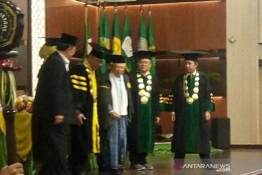 Ketua MUI Pusat merasa terhormat jadi keluarga Al Wasliyah