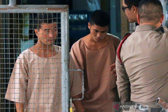 Thailand perkuat hukuman mati pekerja Myanmar pembunuh turis Inggris