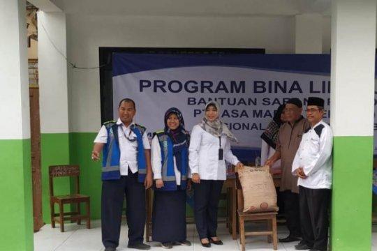 Jasa Marga salurkan Rp1 Miliar Program Bantuan Bina Lingkungan